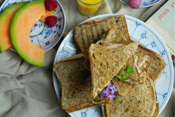 Grov Toast 2-pk