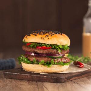 Hamburger Halal