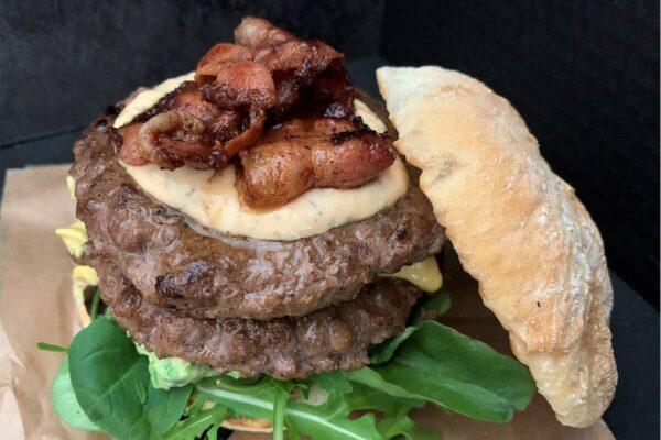 Homestyle Pepperburger 150 g