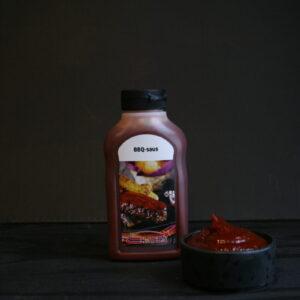 Kanda BBQ-saus 300ml flaske