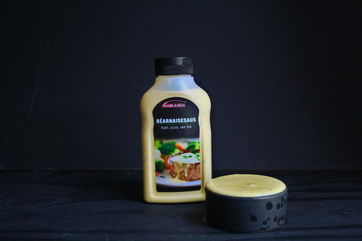 Kanda Bearnaisesaus 300ml flaske