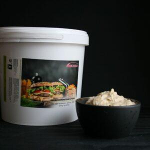 Kanda Hamburgerdressing Spesial 5kg spann