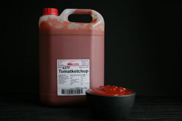 Kanda Tomatketchup 5kg kanne