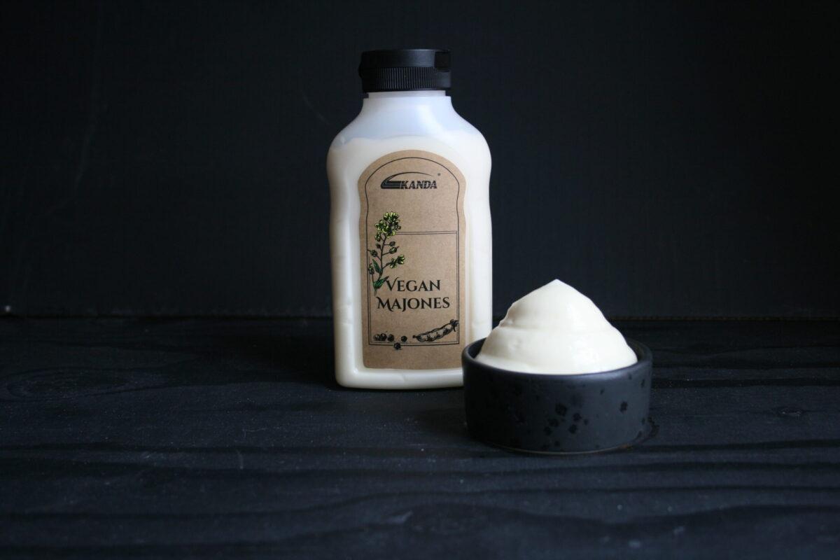 Kanda Vegan Majones 300ml flaske