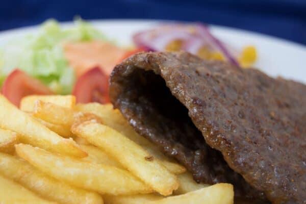 Løvburger 120g